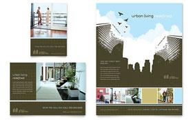 Urban Real Estate - Leaflet Sample Template