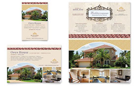 Luxury Real Estate - Flyer & Ad Template