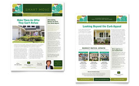 Real Estate - Newsletter Template