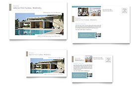 Modern Real Estate - Postcard Template