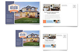 New Property - Postcard Template