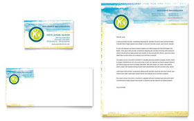Special Education - Business Card & Letterhead Template Design Sample