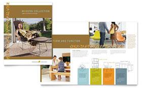 Furniture Store - Brochure Template