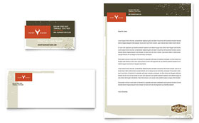 Hunting Guide - Letterhead Template