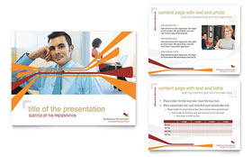 Software Developer - PowerPoint Presentation Sample Template