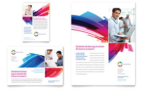 Software Solutions - Flyer & Ad Template