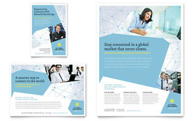 Global Network Services - Leaflet Template