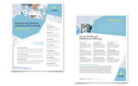 Global Network Services - Datasheet Template