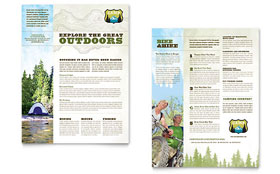Nature Camping & Hiking - Datasheet