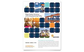 Solar Energy - Leaflet Template