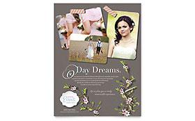 Wedding Planner - Leaflet Sample Template